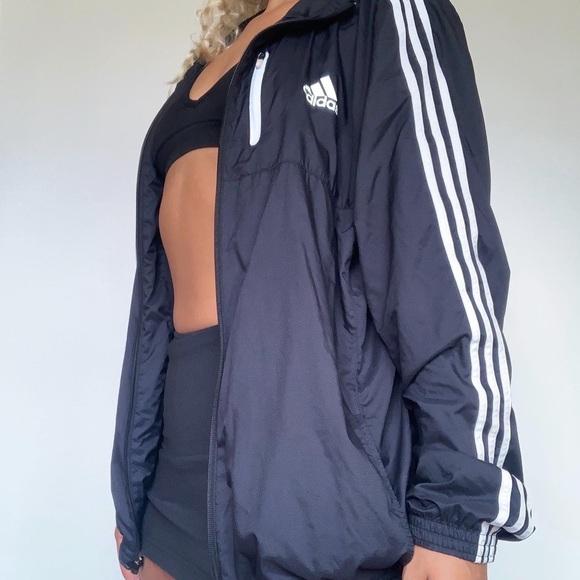 adidas Jackets & Blazers - Adidas windbreaker jacket